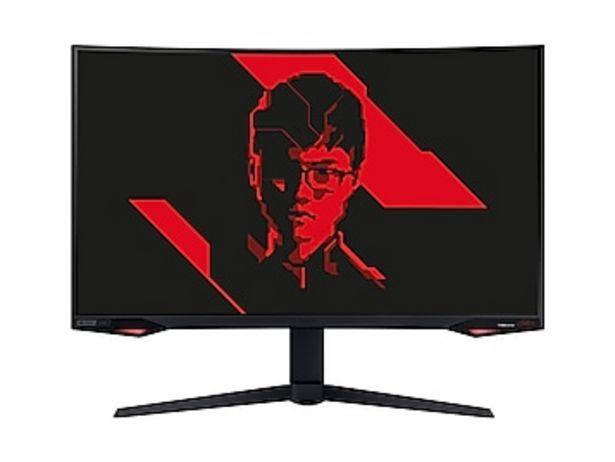 """27"""" G7 T1 Faker Edition Gaming Monitor deals at $599.99"""