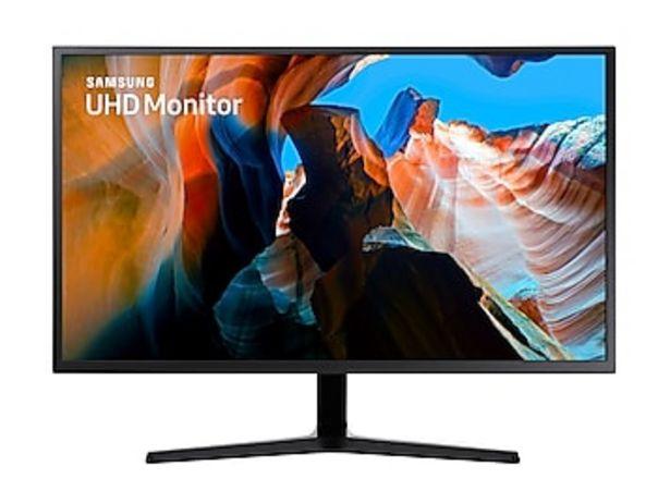 """32"""" UJ590 UHD Monitor deals at $359.99"""
