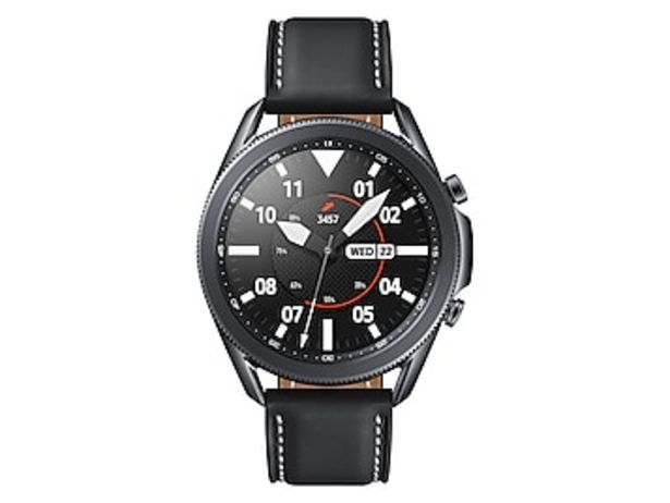 Galaxy Watch3 (45MM), Mystic Black (Bluetooth) deals at $229.99