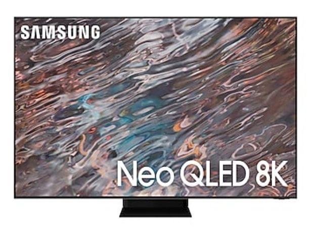 "85"" Class QN800A Samsung Neo QLED 8K Smart TV (2021) deals at $4999.99"