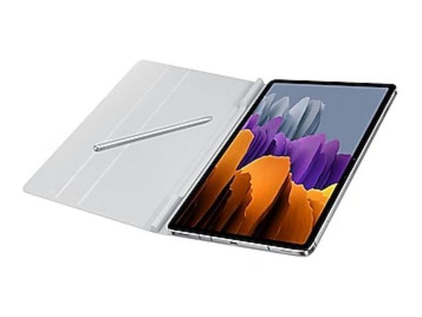 Galaxy Tab S7 Bookcover - Gray deals at $34.99