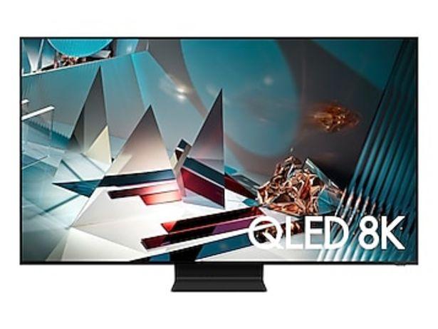 """82"""" Class Q800T QLED 8K UHD HDR Smart TV (2020) deals at $5499.99"""
