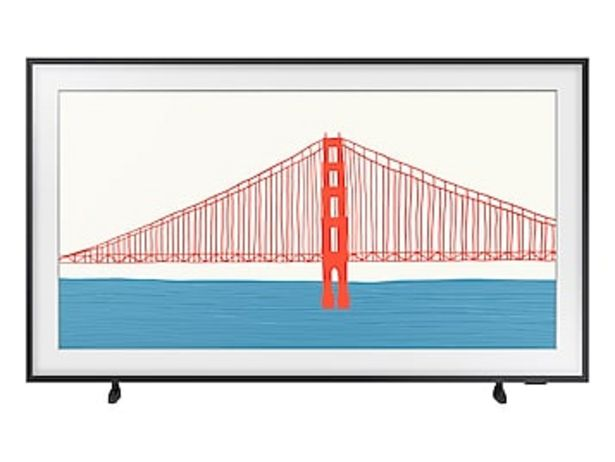 "50"" Class The Frame QLED 4K Smart TV (2021) deals at $899.99"