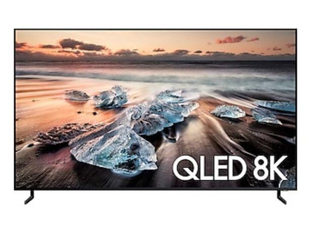 """55"""" Class Q900 QLED Smart 8K UHD TV (2019) deals at $1799.99"""
