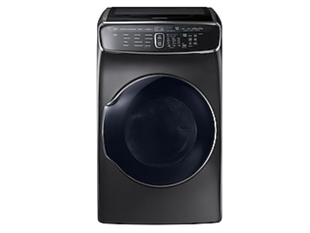 7.5 cu. ft. Smart Electric Dryer with FlexDry™ in Black Stainless Steel deals at $1399