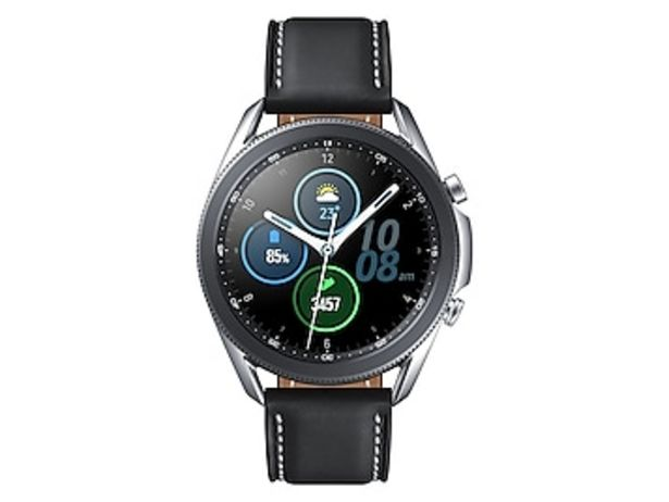 Galaxy Watch3 (45MM), Mystic Silver (Bluetooth) deals at $229.99