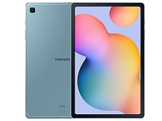 Galaxy Tab S6 Lite, 64GB, Angora Blue (Wi-Fi) S Pen included deals at $269.99