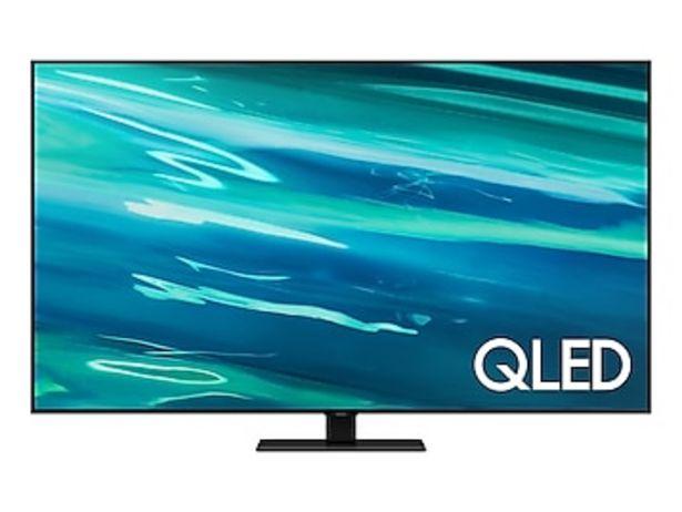 """75"""" Class Q80A QLED 4K Smart TV (2021) deals at $1899.99"""