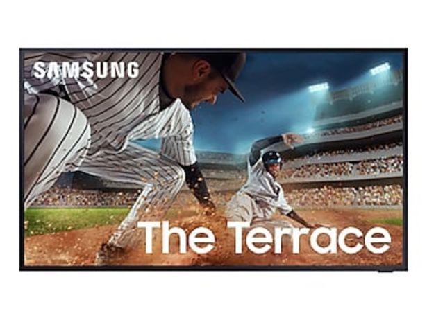 """75"""" Class The Terrace Full Sun Outdoor QLED 4K Smart TV deals at $9999.99"""