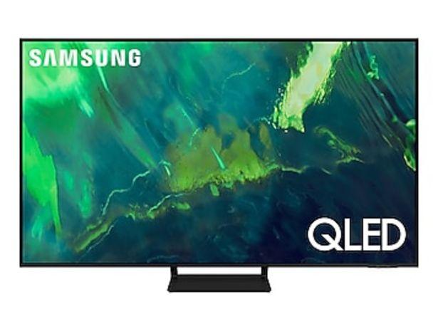 """75"""" Class Q70A QLED 4K Smart TV (2021) deals at $1699.99"""