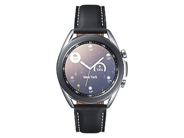 Galaxy Watch3 (41MM), Mystic Silver (Bluetooth) deals at $199.99
