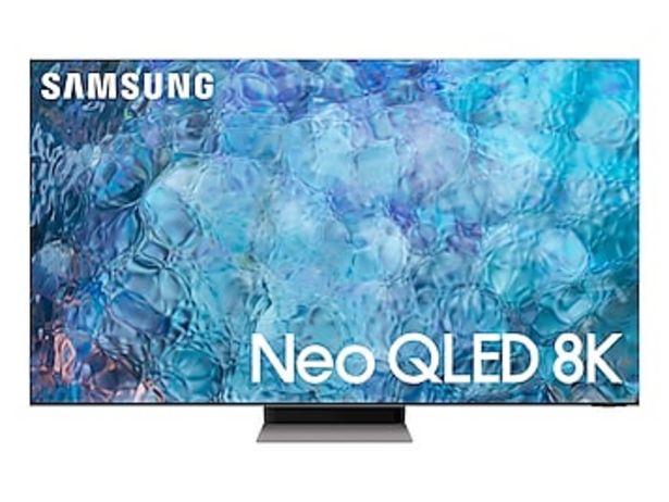 "85"" Class QN900A Samsung Neo QLED 8K Smart TV (2021) deals at $5499.99"