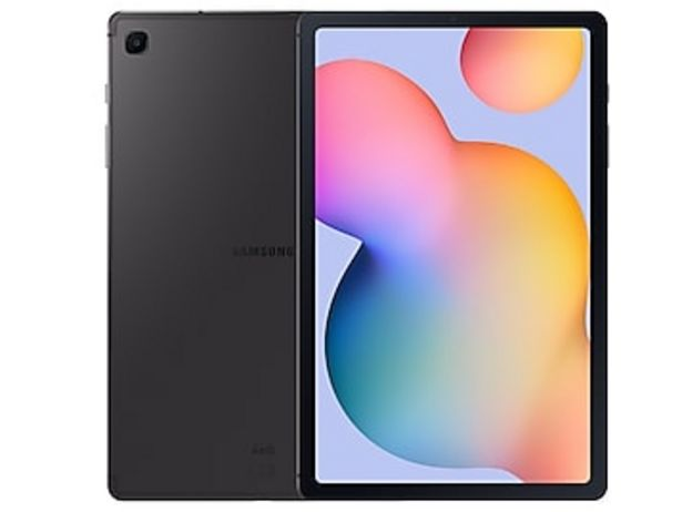 Galaxy Tab S6 Lite, 128GB, Oxford Gray (Wi-Fi) S Pen included deals at $349.99