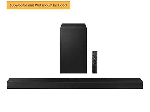 HW-Q600A 3.1.2ch Soundbar w/ Dolby Atmos / DTS:X (2021) deals at $379.99