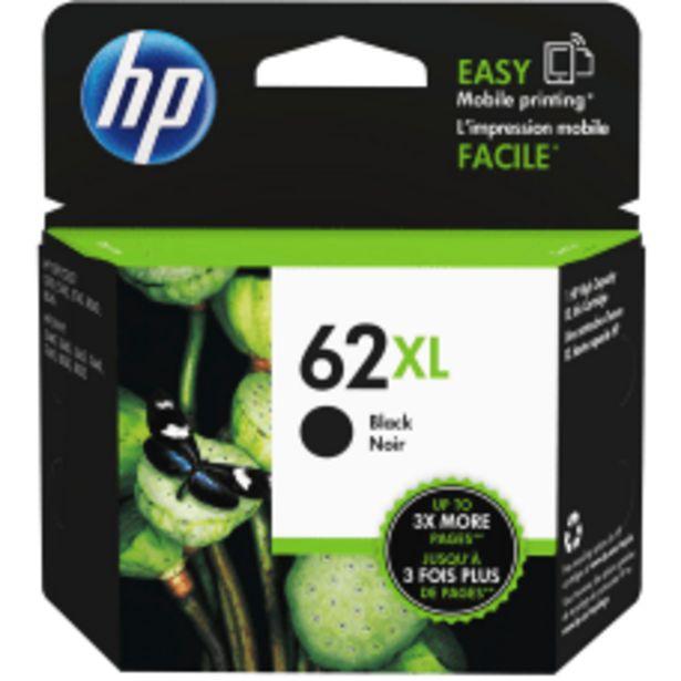 HP 62XL High Yield Black Original deals at $39.89