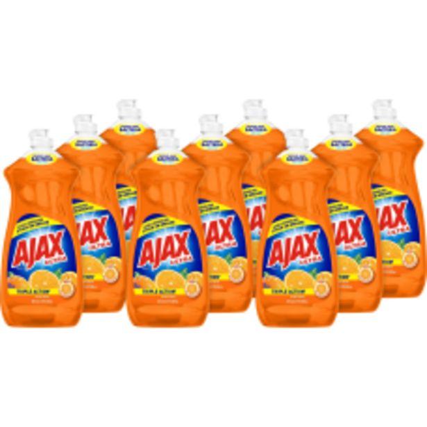 AJAX Ultra Triple Action Liquid Dish deals at $29.49