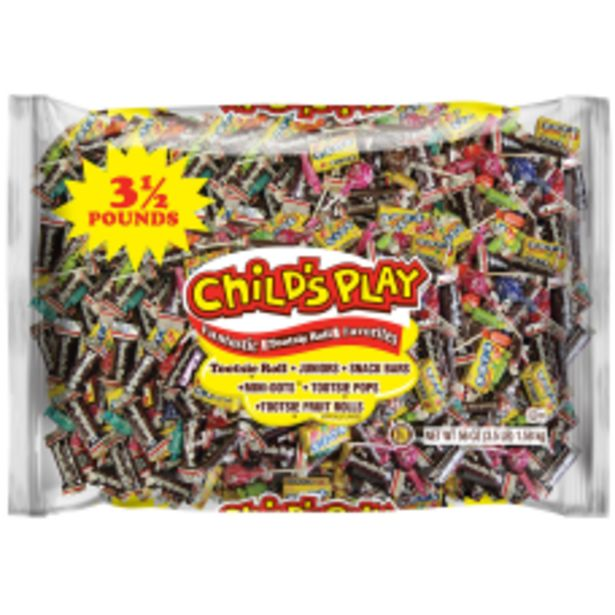 Childs Play Assorted Tootsie Rolls 56 deals at $8.25