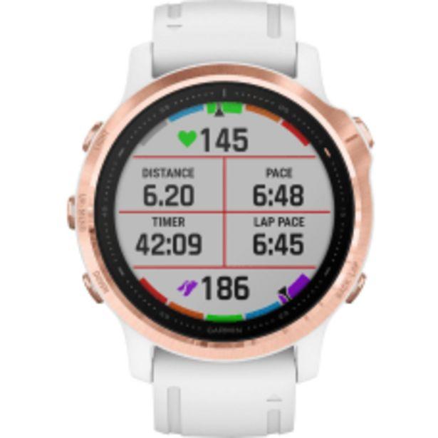Garmin f nix 6S Pro GPS deals at $699.99