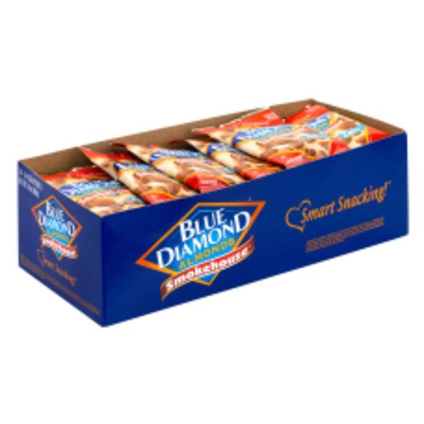 Blue Diamond Almonds Smokehouse 1 Oz deals at $25.39