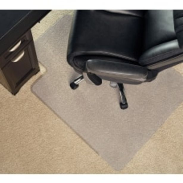 Realspace Heavy Duty Chair Mat With deals at $99.99