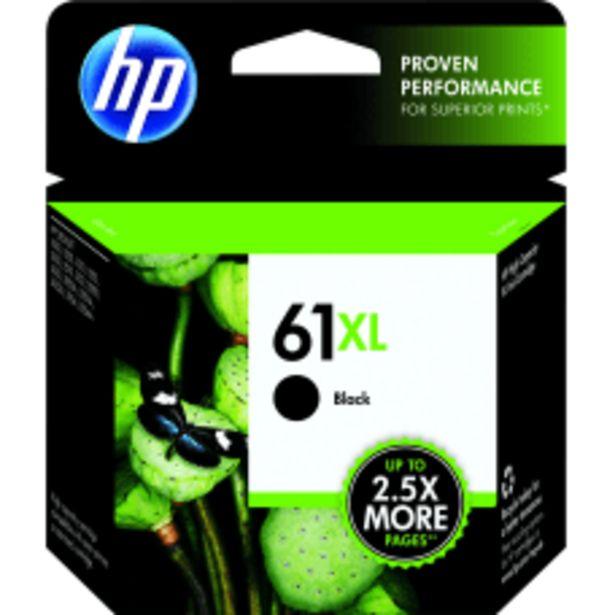 HP 61XL High Yield Black Original deals at $42.89