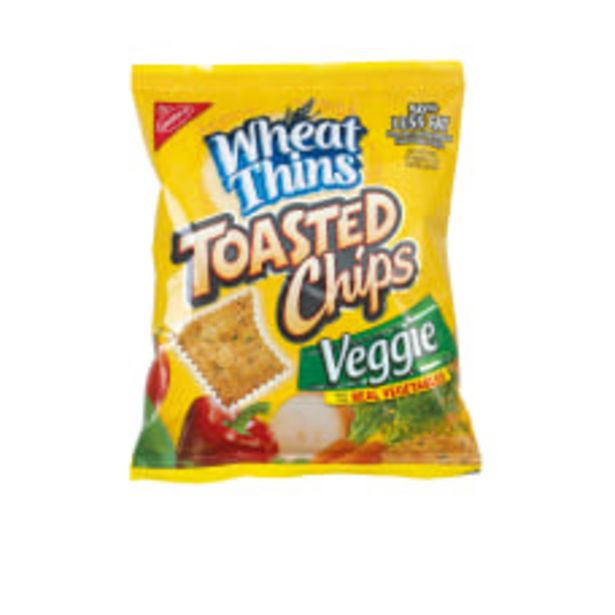 Nabisco Wheat Thins Toasted Chips Veggie deals at $51.99