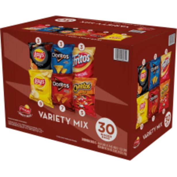 Frito Lay Variety Pack Classic Chips deals at $27.29