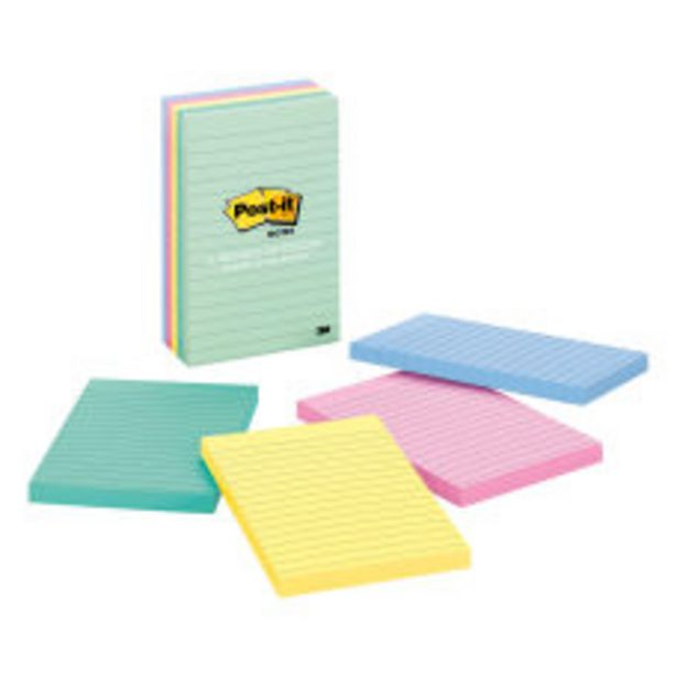 Post it Notes 4 in x deals at $10.99