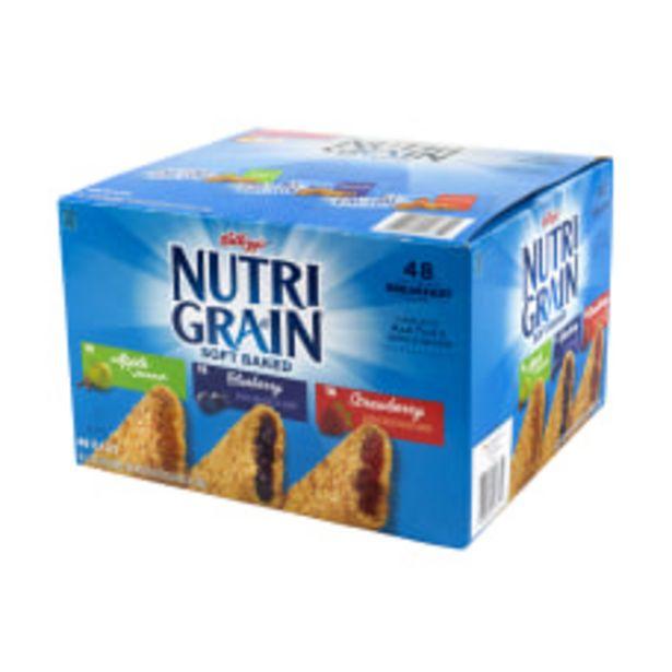 NUTRI GRAIN Soft Baked Breakfast Bars deals at $26.99