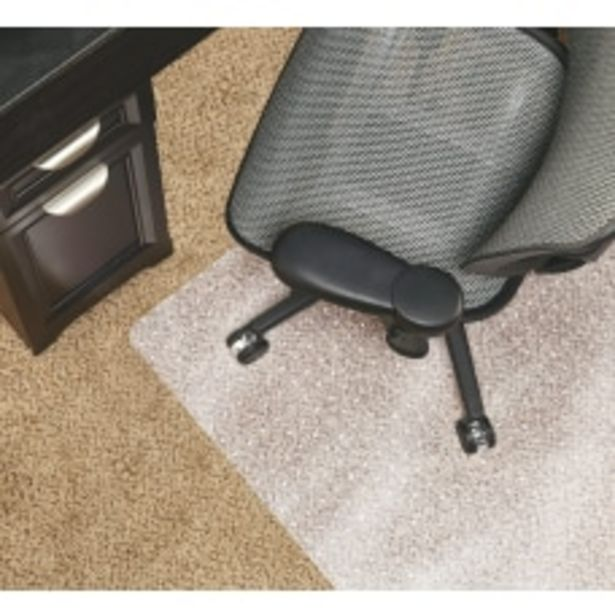 Realspace Chair Mat For Medium Pile deals at $49.99