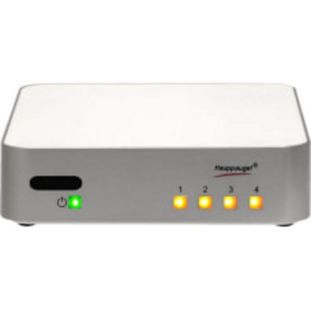 Hauppauge WinTV quadHD USB TV Tuner deals at $119.99