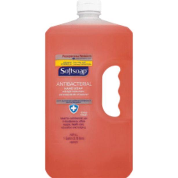 Softsoap Antibacterial Liquid Hand Soap Unscented deals at $19.99
