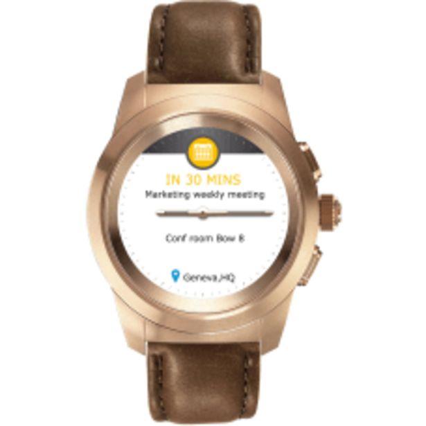 MyKronoz ZeTime Premium Hybrid Smartwatch Petite deals at $89.9