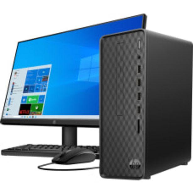 HP Slim S01 aF0006b Desktop PC deals at $519.99