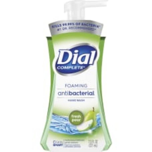 Dial Complete Foaming Antibacterial Hand Wash deals at $3.99