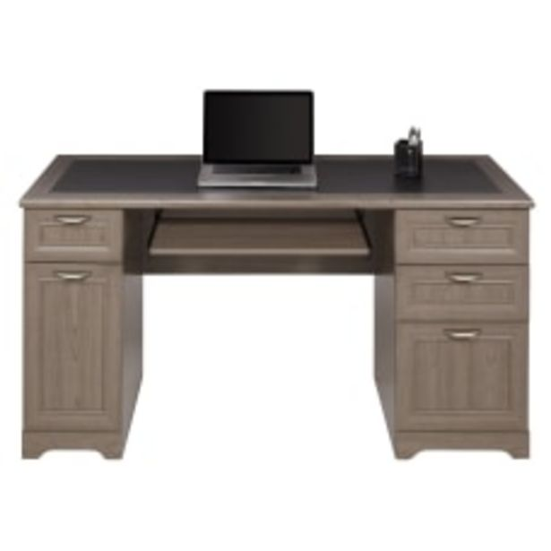 Realspace Magellan 59 W Managers Desk deals at $199.99