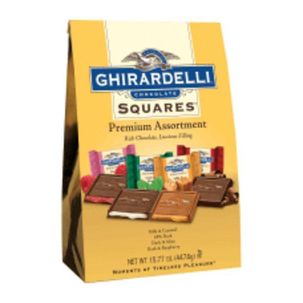 Ghirardelli Chocolate Squares Premium Assortment 1577 deals at $20.29