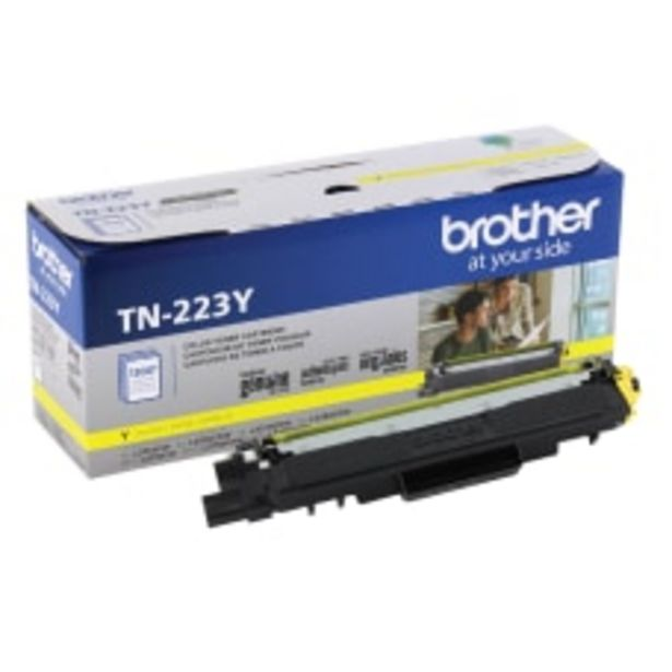 Brother Genuine TN 223Y Yellow Toner deals at $74.49