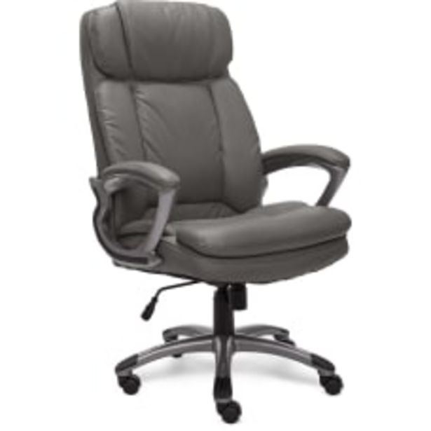 Serta Big And Tall Bonded Leather deals at $259.99