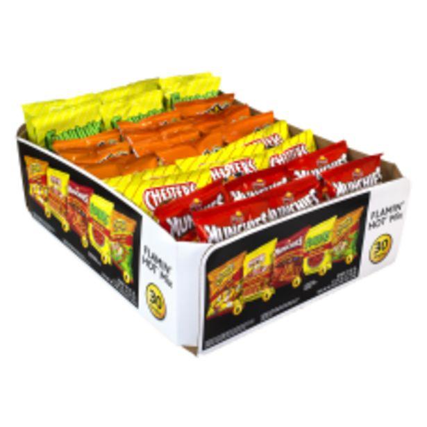 Frito Lay Flamin Hot Mix Box deals at $30.99