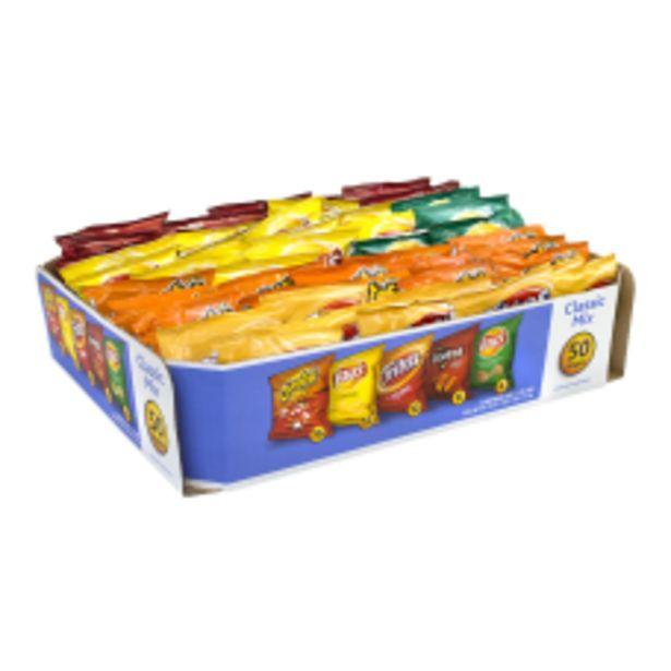 Frito Lay Classic Variety Pack 1 deals at $60.89