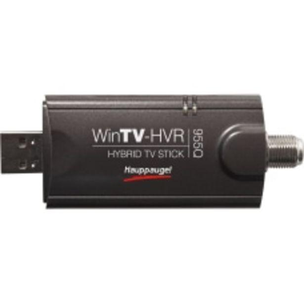 Hauppauge WinTV HVR 955Q Hybrid TV deals at $79.79