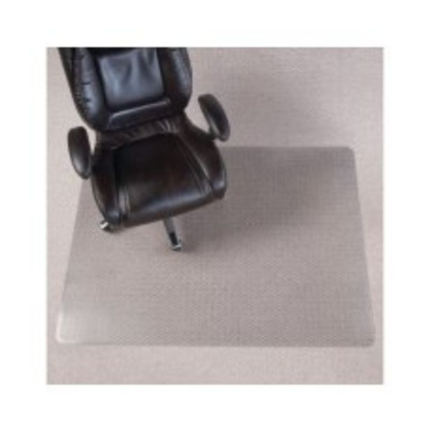 Realspace Chair Mat For Thin Commercial deals at $59.39