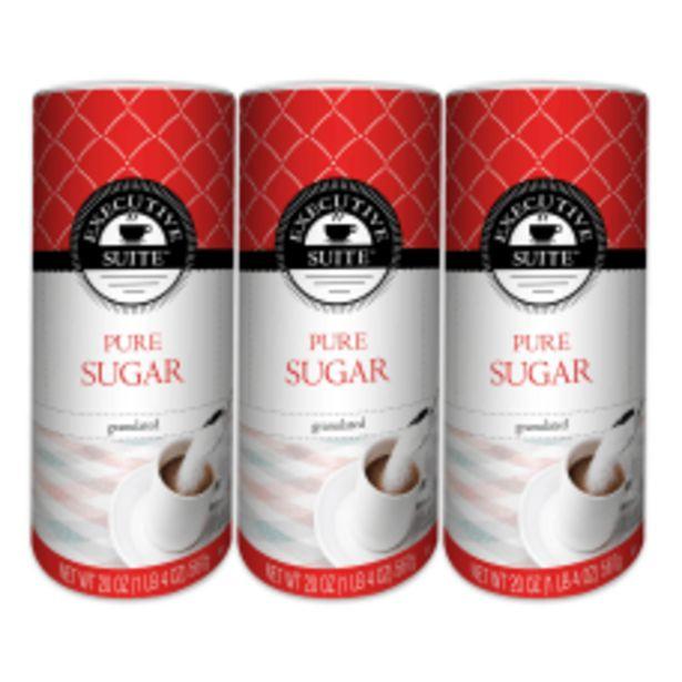 Executive Suite Pure Sugar 20 Oz deals at $7.09