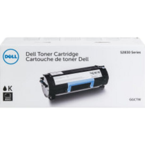 Dell Original Toner Cartridge Black deals at $179.19