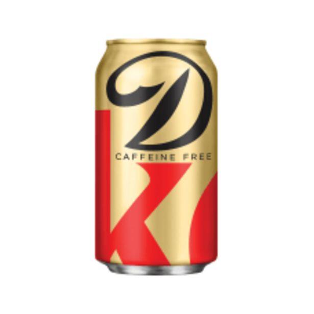 Diet Coke Caffeine Free 12 Oz deals at $17.29