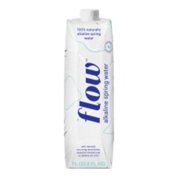 Flow Hydration Alkaline Spring Water 34 deals at $23.69