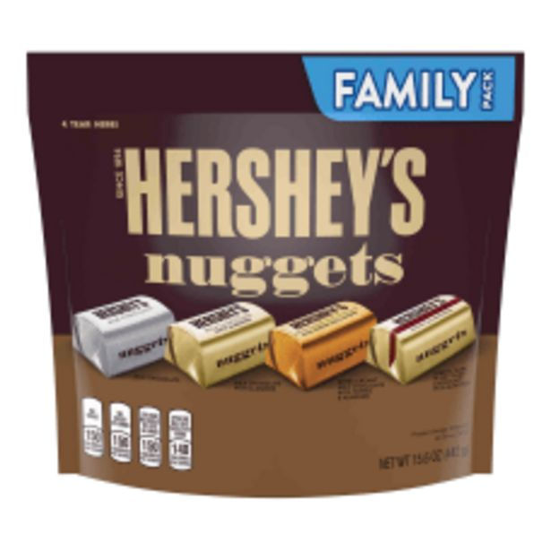 Hersheys Nuggets Chocolate Candy Assortment 156 deals at $18.29