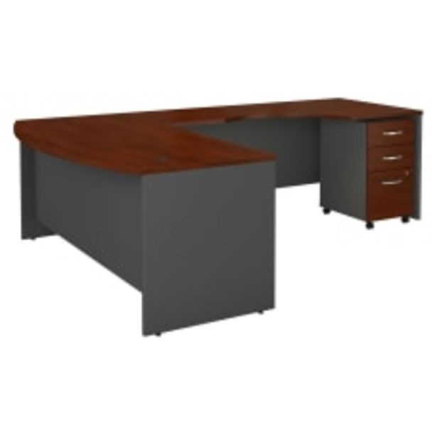 Bush Business Furniture Components 72W Bow deals at $969.99
