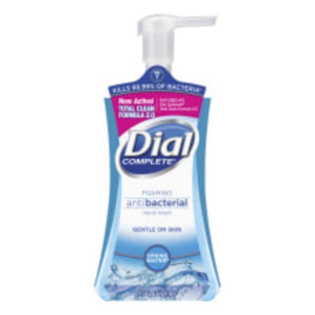 Dial Complete Antibacterial Foam Hand Soap deals at $27.99